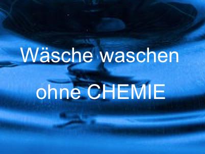 Wäsche waschen ohne Chemie