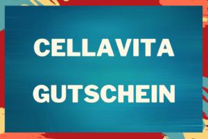 Cellavita Gutschein